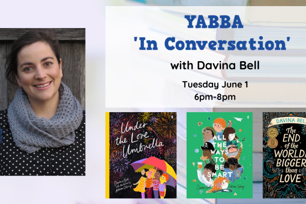 YABBA 'In Conversation' with Davina Bell